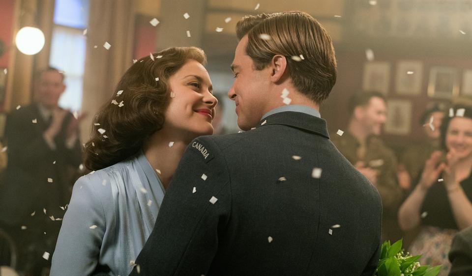 You will see the classic film Casablanca mirrored now and again in Allied. But the new-age version is definitively not in the same league.