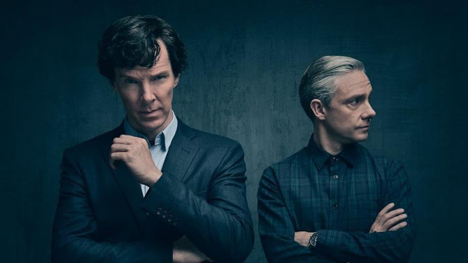 BBC's popular show, Sherlock, is back.
