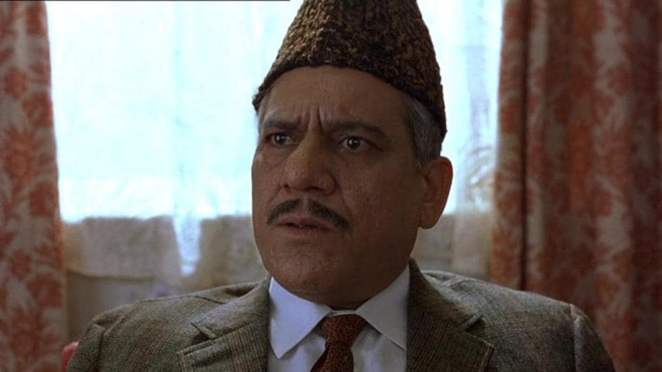 "In East Is East, a 1999 British comedy-drama film written by Ayub Khan-Din and directed by Damien O'Donnell, Puri played Zaheed ""George"" Khan, a Pakistani Muslim who has lived in England since 1937."