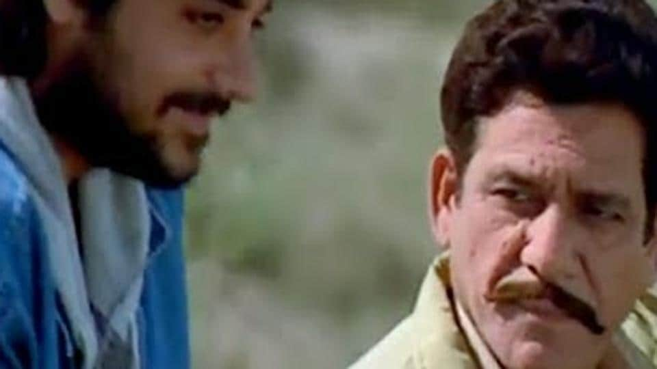In Gulzar's multiple award winning Maachis (1996), he played Satnam.