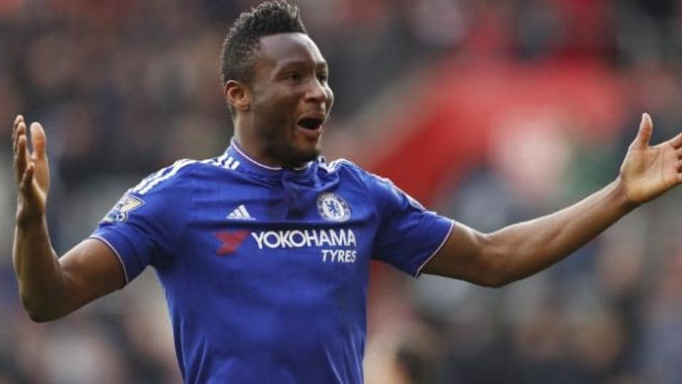 John Obi Mikel, who spent more than a decade at Stamford Bridge, was given a free transfer by the London club and will earn 140,000 pounds a week in China, according to local media reports