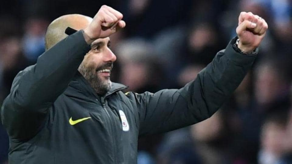 Pep Guradiola had told NBC in an interview earlier this week that his current stint at City could be one of his last managerial assignments,