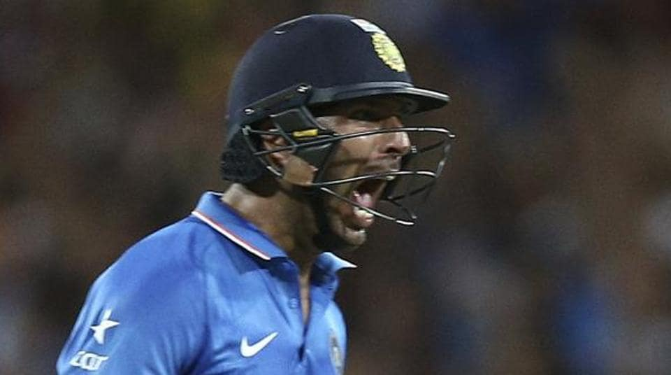 Yuvraj Singh is making a comeback into the Indian team after a gap of three years for the England series.