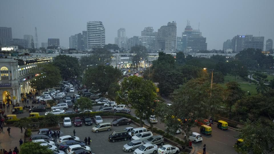 Traders have opposed the pilot project to make Connaught Place vehicles free for three months.