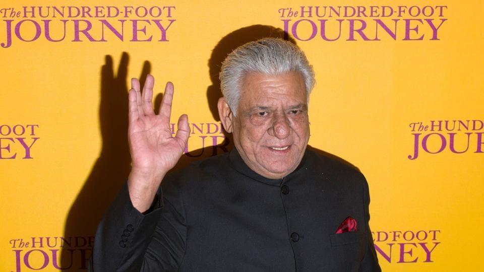 Om Puri,Amitabh Bachchan,Om Puri funeral