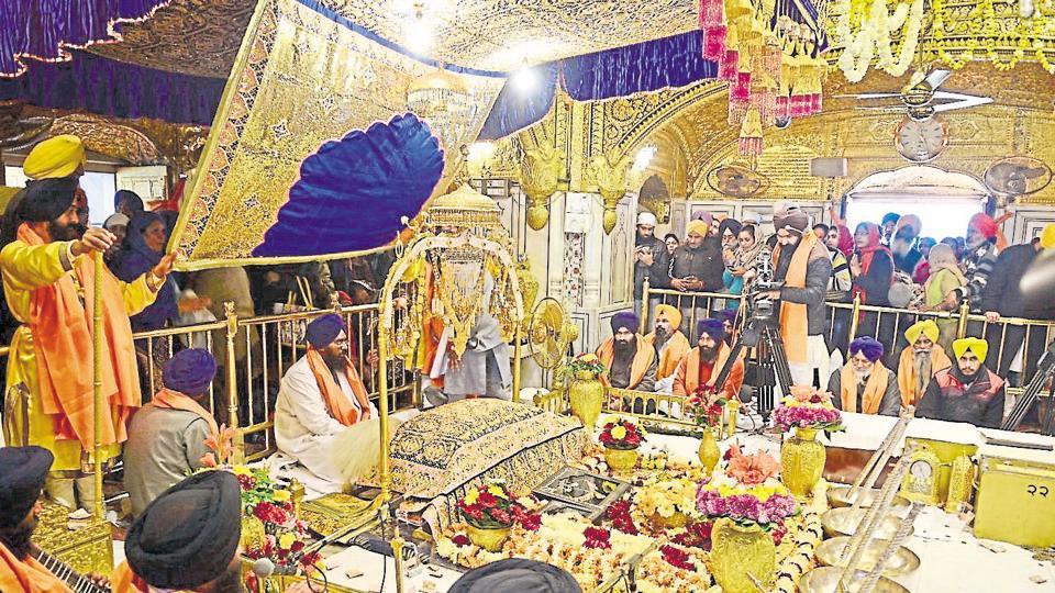 Punjab polls,Sikh faith,Golden Temple