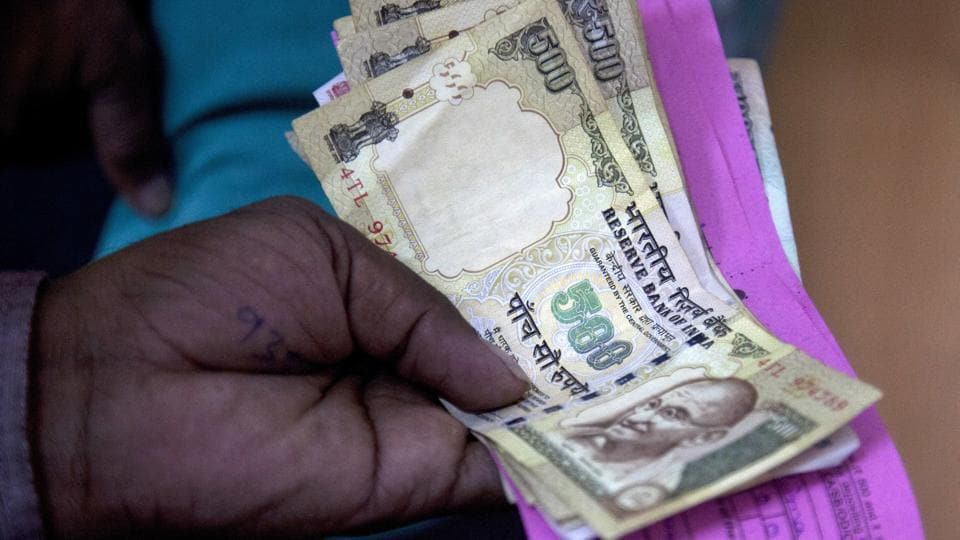 Prime Minister Narendra Modi yanked the two banknotes out of circulation to drain illegal cash from the economy and announced a 50-day window to deposit or exchange the banned currency.