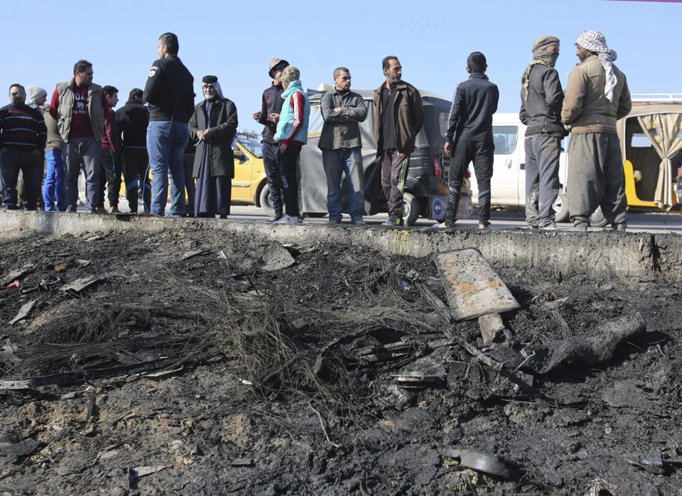 Baghdad,Suicide bombing,Car bombing