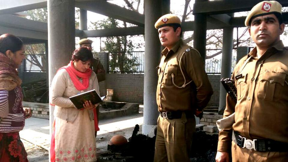 Honour killing,Rohtak,woman killed