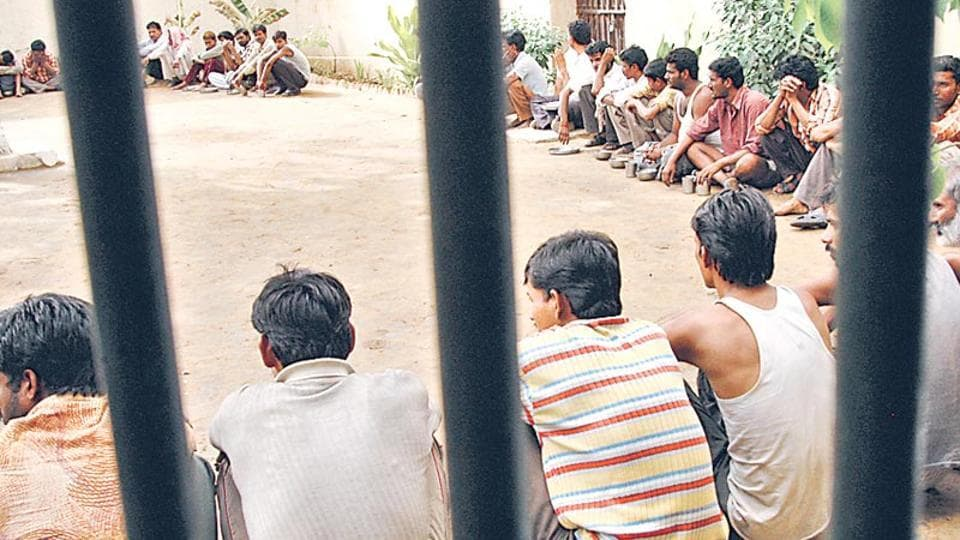 Bail reform,law ministry,Undertrials