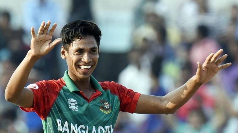 Mustafizur Rahman,Taskin Ahmed,Bangladesh national cricket team