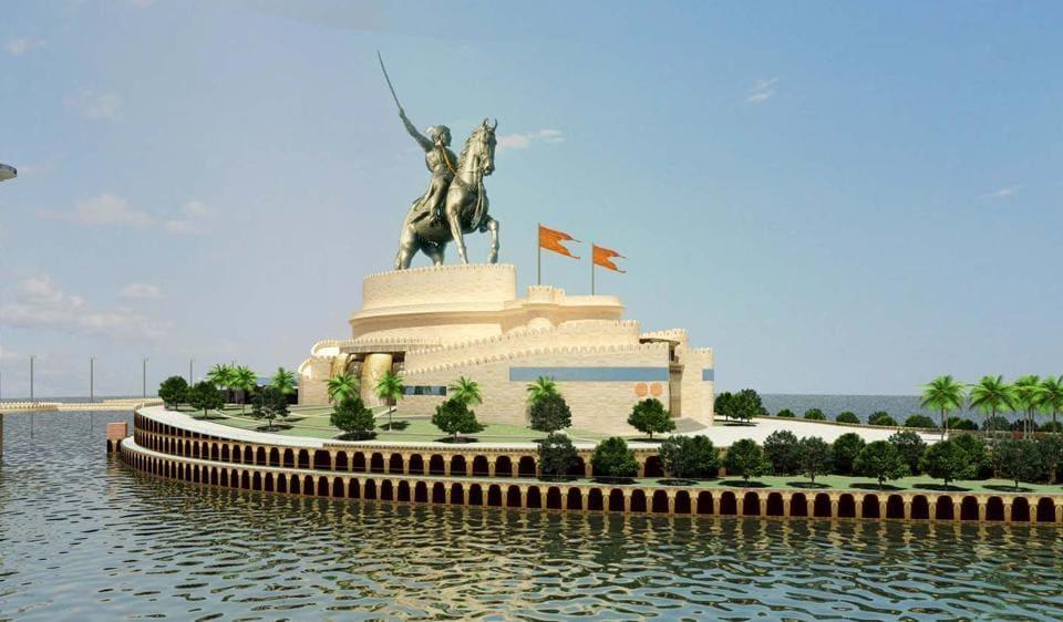 Shivaji memorial,coastal road,Metro projects