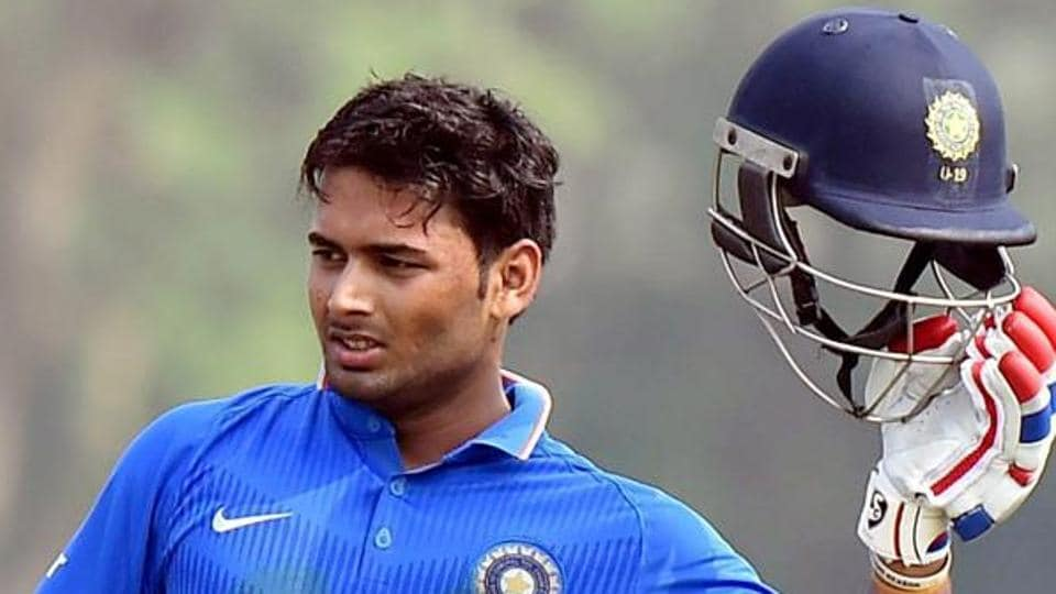 Rishabh Pant's fabulous exploits in the 2016/17 Ranji Trophy season, where he ended up as the fourth-highest run-getter, has resulted in his selection for the Indian team for the England series.