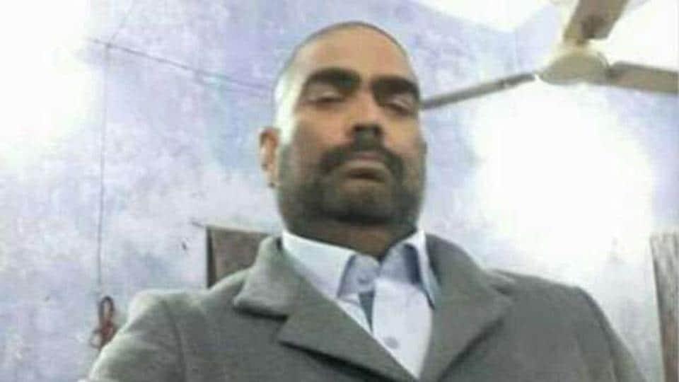 Mohammad Shahabuddin,RJD Leader,Selfie