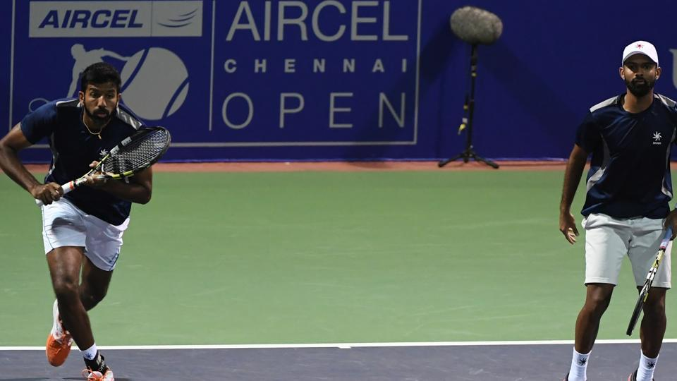 Rohan Bopanna, along with his partner Jeevan Nedunchezhiyan, entered the final of the Chennai Open where they will take on Divij Sharan and Purav Raja.