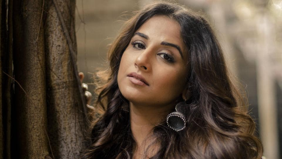 Vidya Balan feels she was at the right place at the right time, with regards to her career.