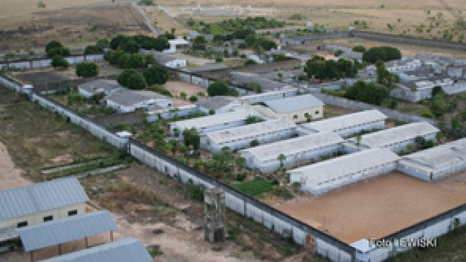 Brazil prison,First Command,Agricultural Penitentiary of Monte Cristo
