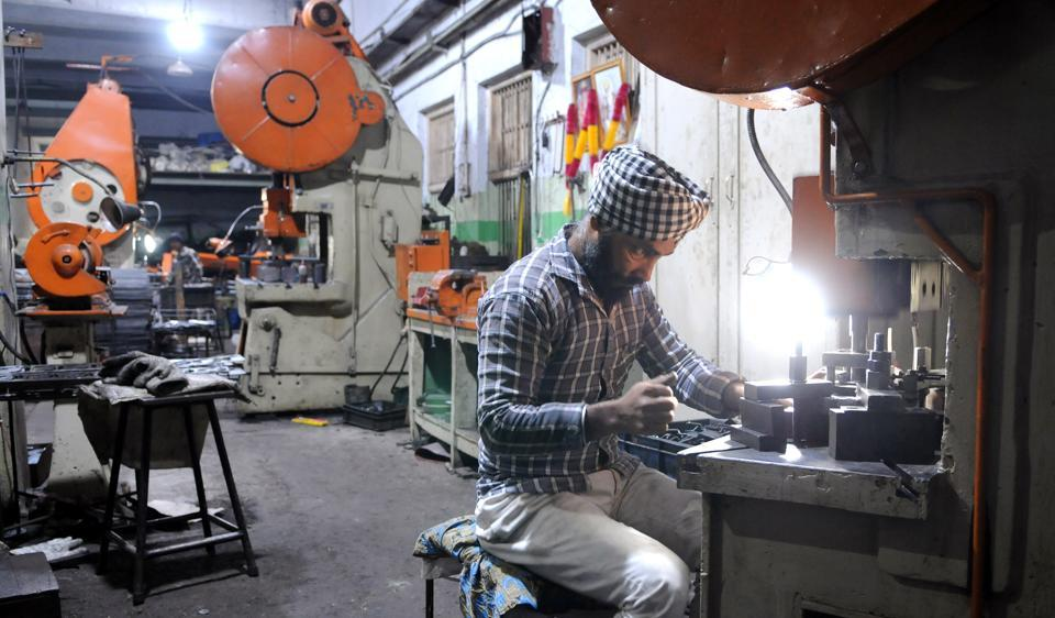 """In Ludhiana, the bicycle hub of the country, the note ban seems to have led to a churn in voting preferences. Post demonetisation, the industry claims its """"nuts and bolts"""" are literally falling apart."""