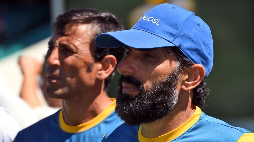 Misbah-ul-Haq,Australia national cricket team,Pakistan national cricket team