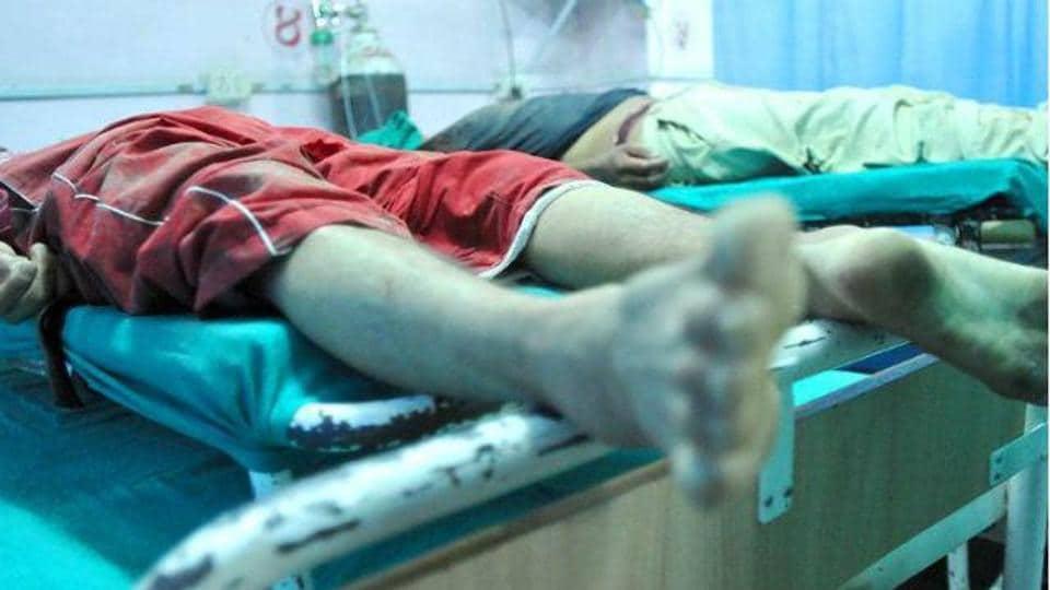 Old woman murdered,Bhatgaon,Bhatgaon village