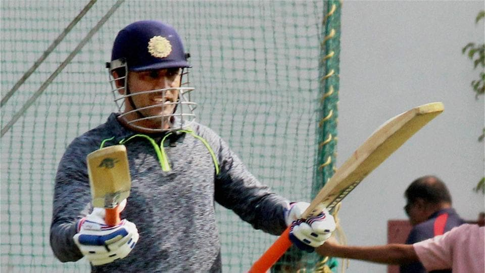 Mahendra Singh Dhoni had an extended nets session and gave tips to his Jharkhand teammates at the VCA Stadium in Nagpur  on January 3, a day before the news came out of his retirement as Indian cricket team's ODI and T20 captain. Jharkhand were playing their Ranji trophy semifinal against Gujarat in Nagpur. (PTI)