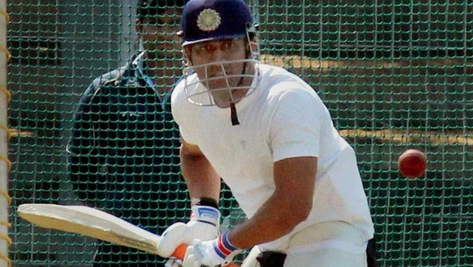 While training during the Jharkhand net sessions at the VCA Stadium in Nagpur (even on the day of the news broke about his retirement from captaincy) Mahendra Singh Dhoni was focused on improving his game, getting himself ready for the England series, one felt. But little did anyone know that he would be featuring in the upcoming series for India as a wicket-keeper batsman and not as skipper. (PTI)
