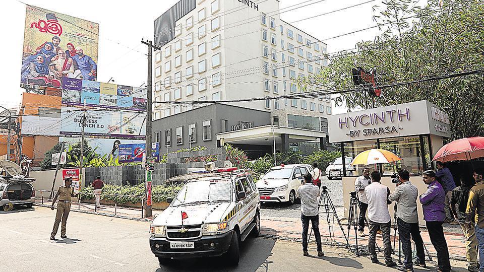 Kerala,CPI(M),Hotel Hycinth
