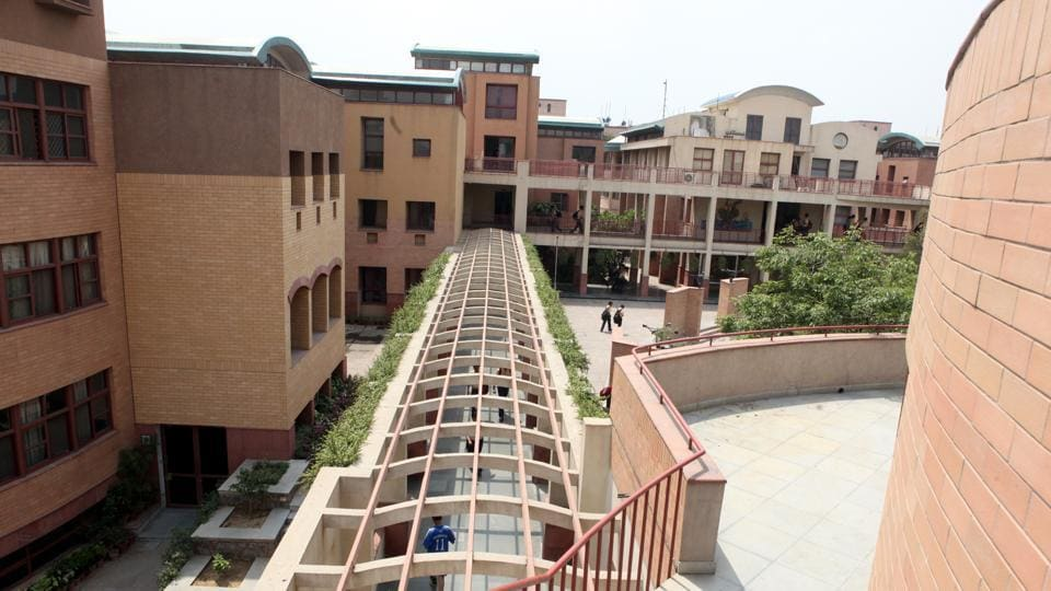 The Sanskriti School in Chanakyapuri (in pic), the CRPF Public School in Dwarka and minority schools built on Delhi Development Authority (DDA) land have been exempted from the new neighbourhood/distance rule.