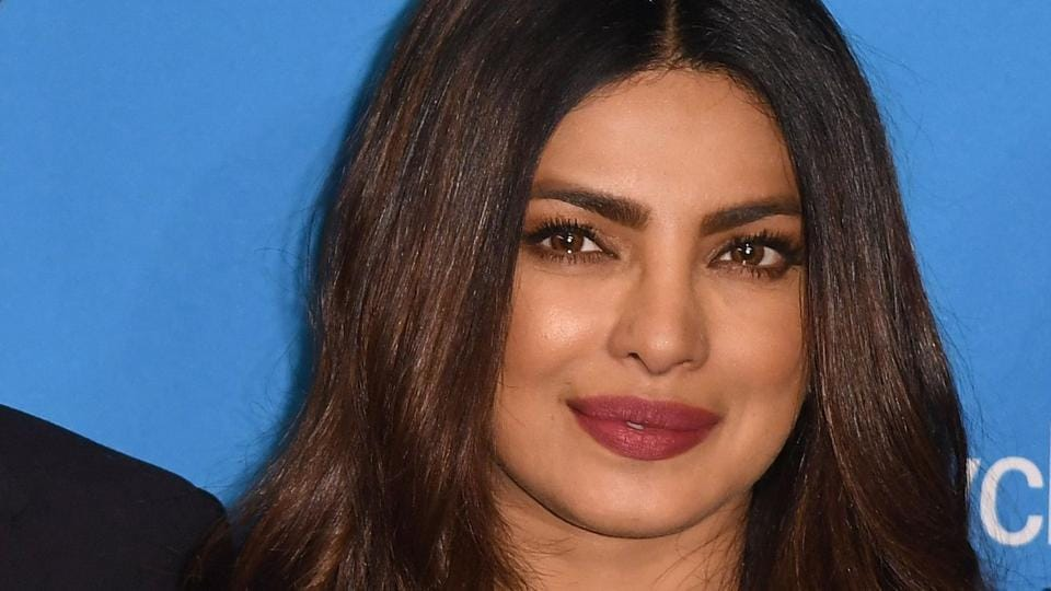 Priyanka Chopra attends UNICEF's 70th anniversary event at United Nations Headquarters in New York City.