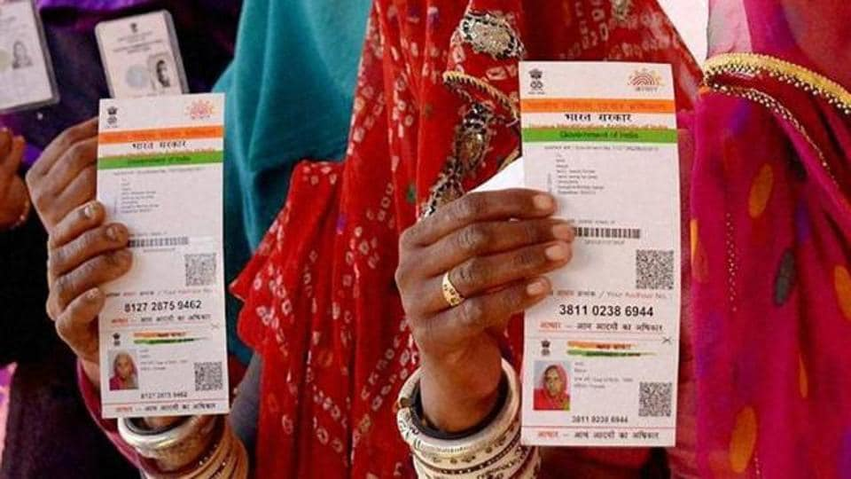 People registered under the scheme will be required to give proof of possession of Aadhaar or undergo the enrolment process till March 31, 2017, a senior officer in Cabinet Secretariat said.