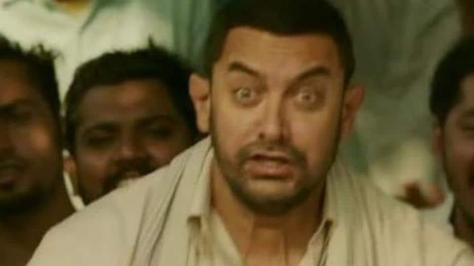 Aamir Khan,Dangal,PK