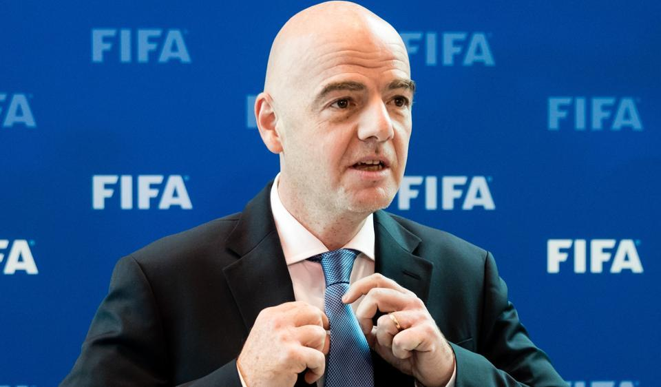 FIFA,Football World Cup,Gianni Infantino