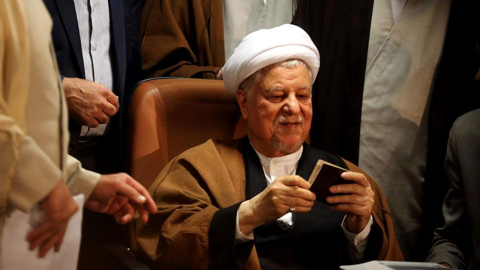 Akbar Hashemi Rafsanjani,Former Iran president,Akbar Hashemi Rafsanjani dies