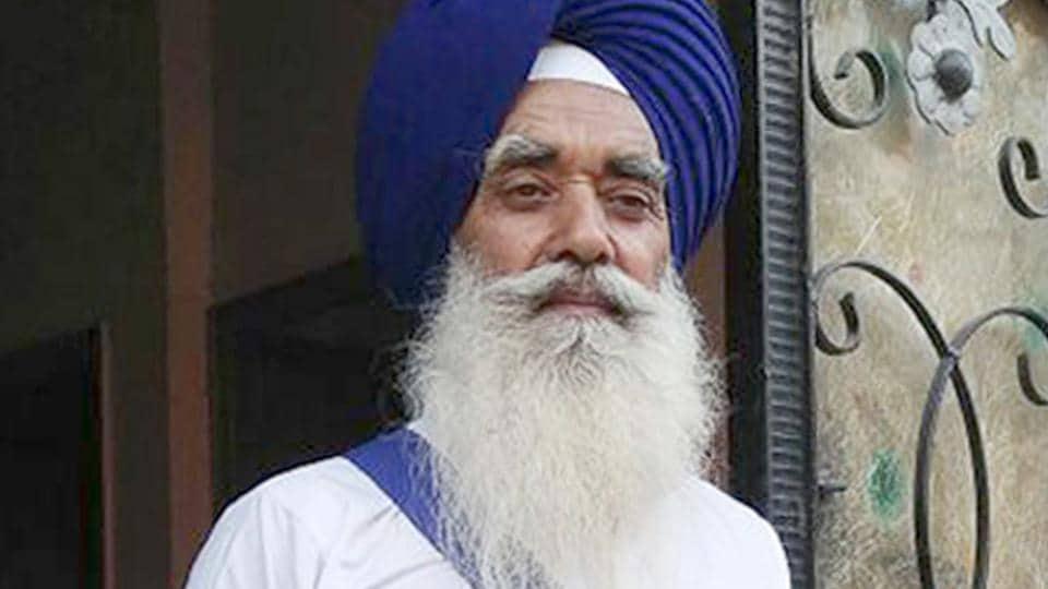 Ardasia,'siropa',Punjab CM Parkash Singh Badal