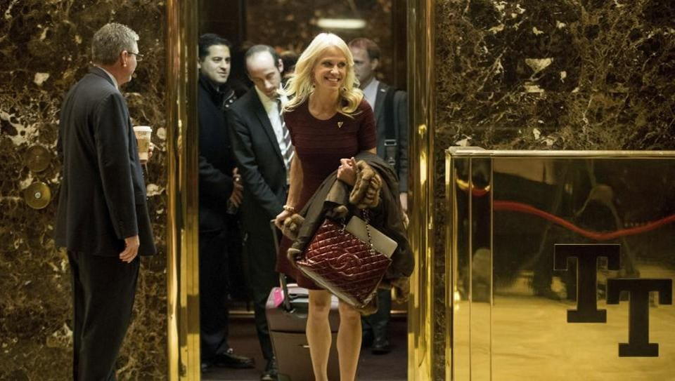 Trump's senior aide Kellyanne Conway said that any attemptto influence the elections failed and blamed the democratc party for the email leaks.