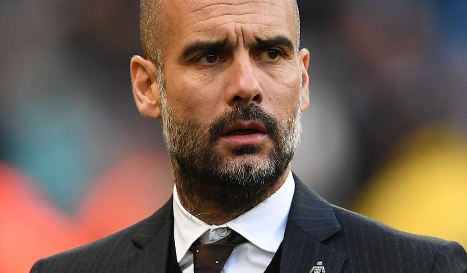Pep Guardiola,Manchester City,English Premier League