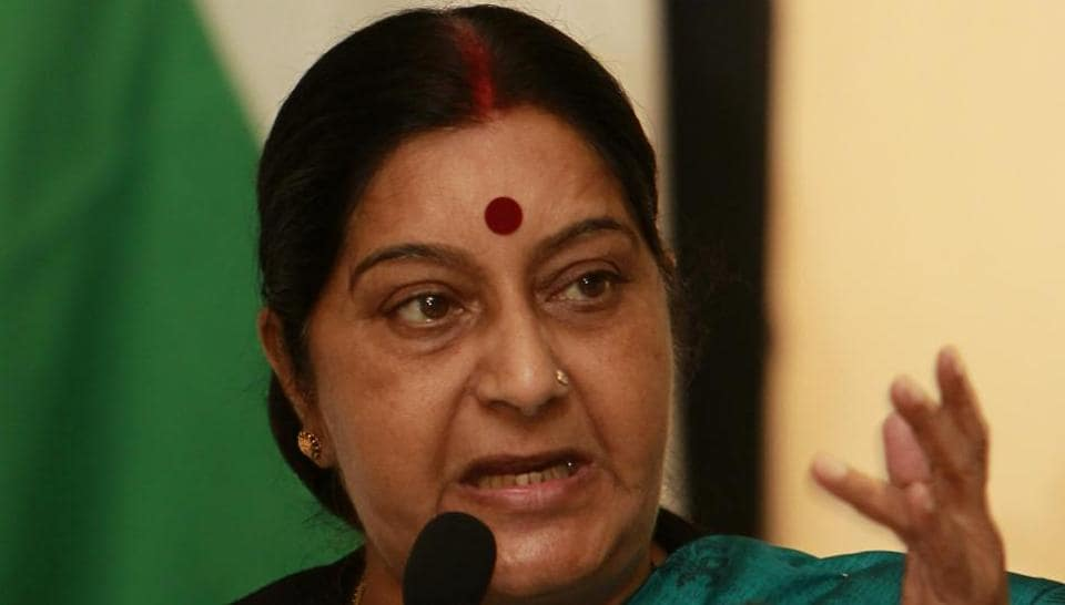 Sushma Swaraj, who has been known for reaching out to citizens through Twitter, said a 'new pattern' is being adopted.