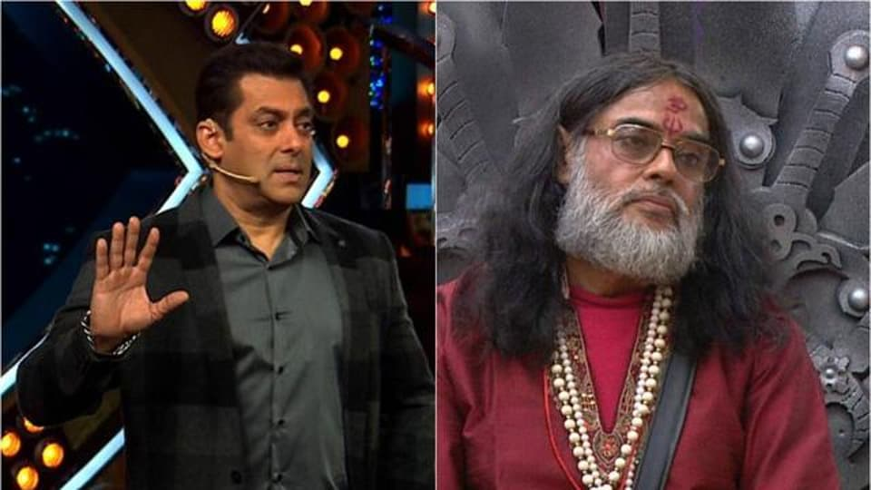 Swamiji was kicked out of Bigg Boss 10 after a bitter fight with Bani Judge and Rohan Mehra.