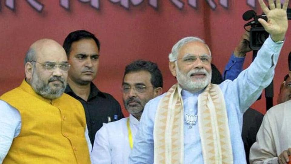 The BJP won 30 out of 40 seats in the civic elections held on Sunday with party leaders reiterating that the results were people's approval on Prime Minister Modi's demonetisation initiative. Faridabad registered 56% polling in the polls