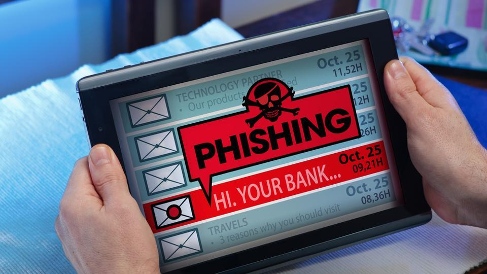 Phishing e-mails often look like messages from companies ordinary people recognise and trust.