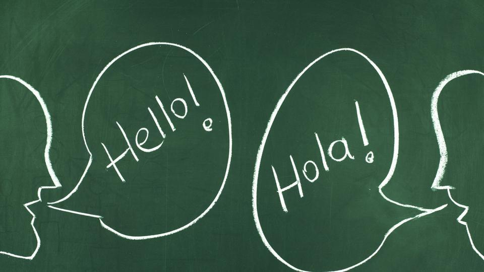 The study found that being bilingual makes the brain more efficient and economical with its resources.