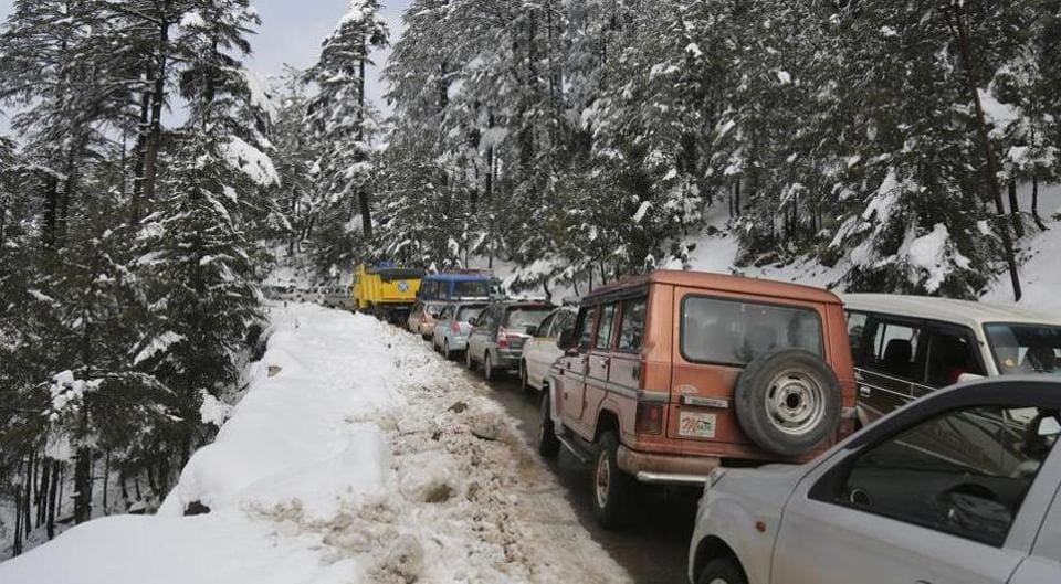 The Srinagar-Jammu National Highway, the only all-weather road link connecting Kashmir Valley with the rest of the country, was onMonday  thrown open for traffic.