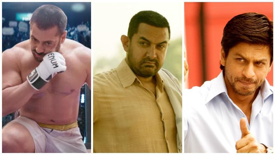 Aamir Khan's Dangal Creating New Records