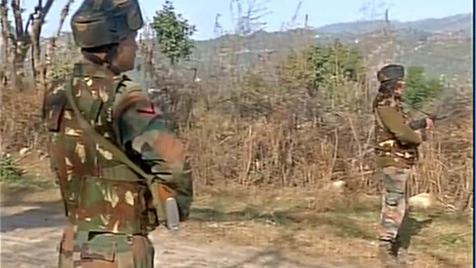 Three labourers were killed after militants attacked a GREF camp in Akhnoor sector of Jammu on Monday.
