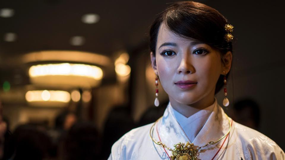 Robot,Artificial intellegence,Jia Jia