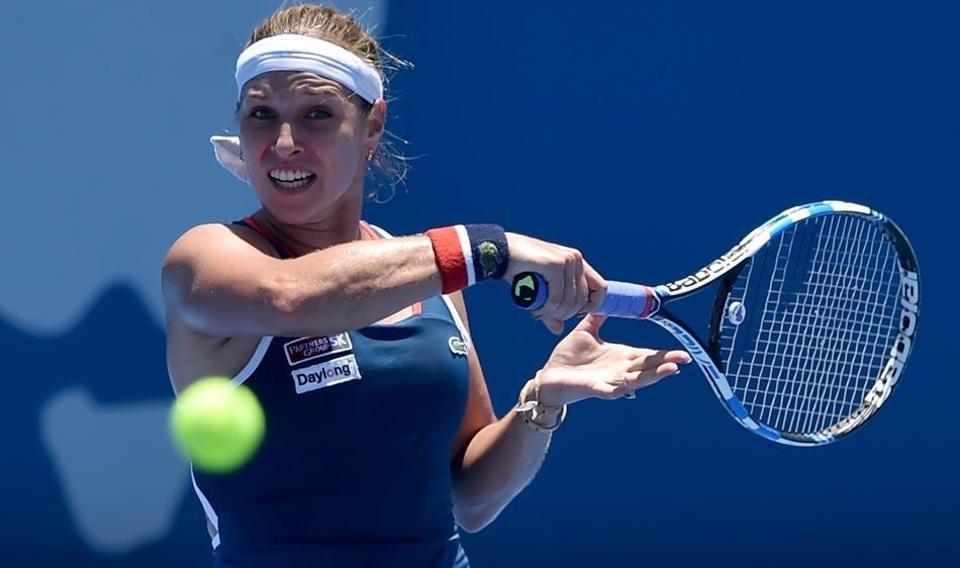 Dominika Cibulkova,Caroline Wozniacki,Sydney International