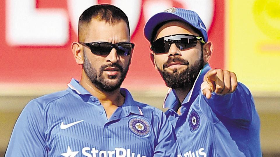 Mahendra Singh Dhoni will play the limited overs series vs England under Virat Kohli's captaincy. The national selectors clearly want to groom Virat Kohli for the 2019 ICC World Cup in UK.