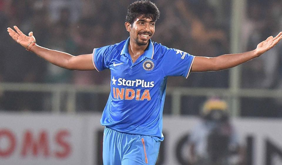 Image result for jaspret bumrah and teem