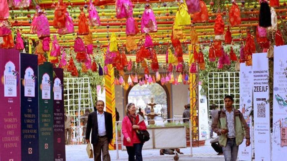 Jaipur Literature Festival,Diggi Palace,JLF