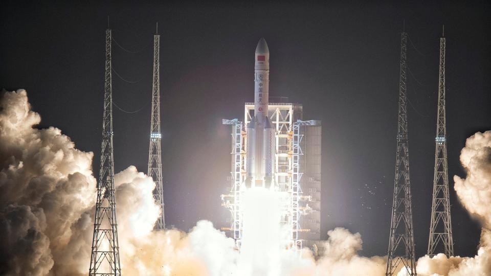China,China space mission,Kuaizhou-1A